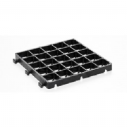 EcoGrid Permeable Grid X30 Black